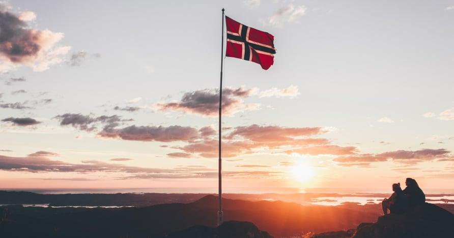 Sòng bạc tiền điện tử tiếp quản cờ bạc ở Na Uy