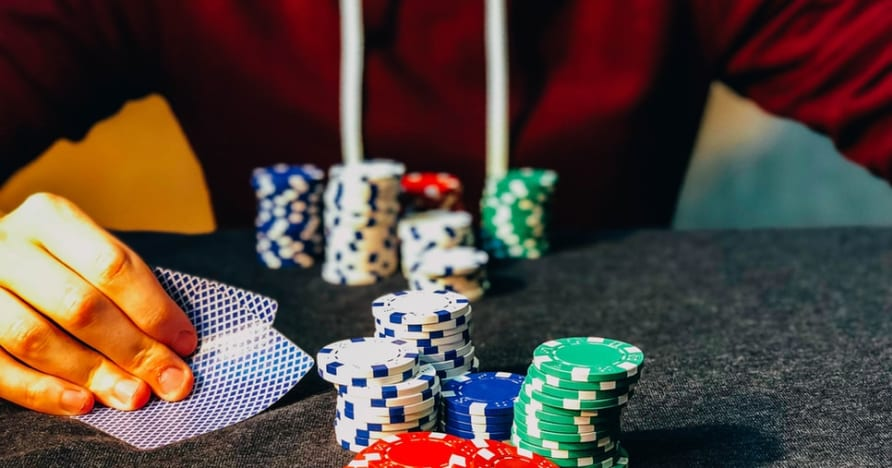 Trò chơi đánh bạc trực tuyến cung cấp tỷ lệ thắng cược cao nhất