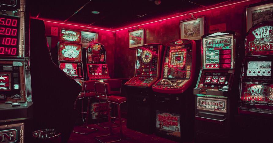 New Quảng cáo Nội quy Set cho Công nghiệp cờ bạc Hoa Kỳ của