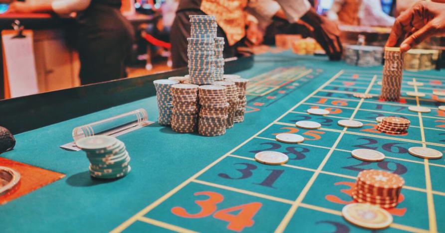 5 Phổ biến nhất Trò chơi Casino