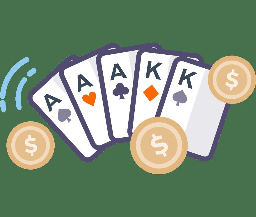 114 Poker Casino Trực Tuyếns hay nhất năm 2021