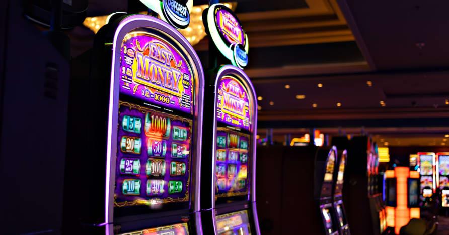 Làm thế nào Sòng bạc Kiếm tiền Via Slot máy