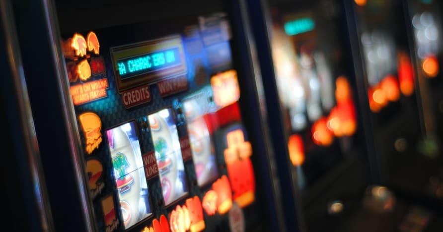 Các bản phát hành Slots lớn trong năm nay