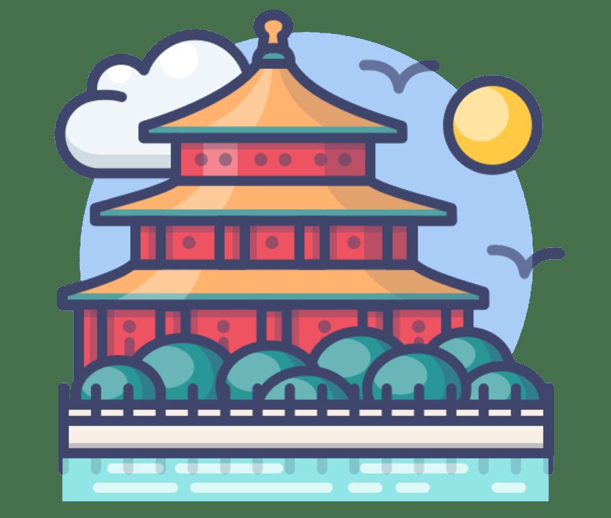 44  Casino trực tuyến tốt nhất bằng Trung Quốc 2021