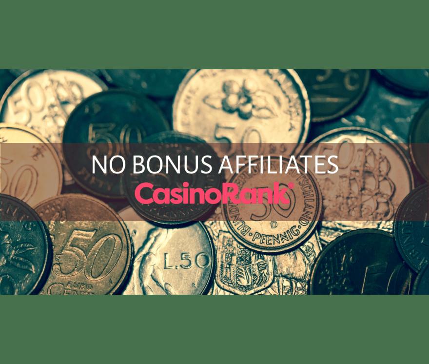 No Bonus Affiliates Casino Trực Tuyếns hay nhất