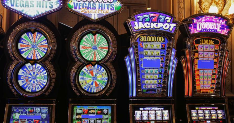 Lịch sử của Slots trực tuyến