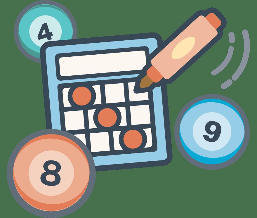 69 Bingo Casino Trực Tuyếns hay nhất năm 2021