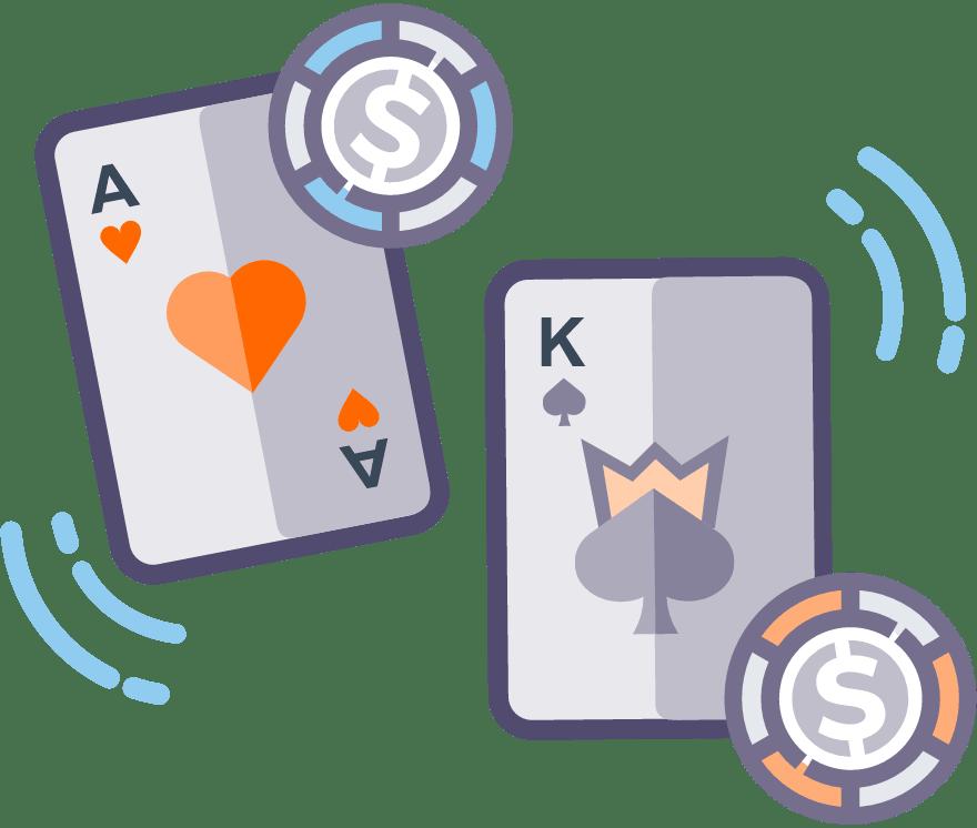 11 Casino War Casino Trực Tuyếns hay nhất năm 2021